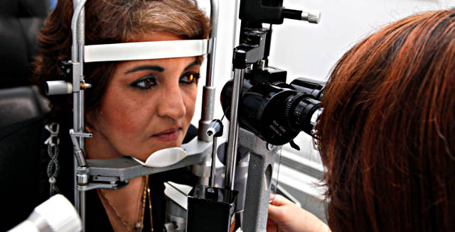Воспаление глаза лечение склеры thumbnail