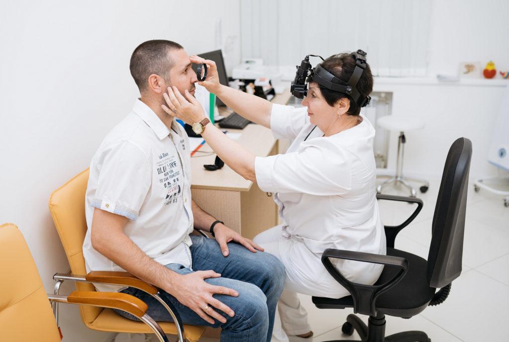 okulist-patsient
