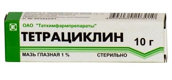 tetratsiklinovaya